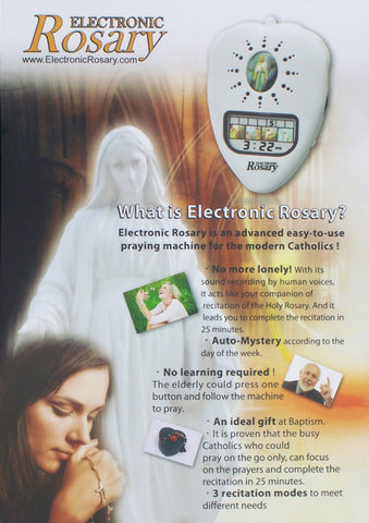 ELECTRONIC Rosary