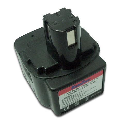 Power Tool Battery For JP409 9.6V Rebar Tier Tying RB650 RB650A RB655