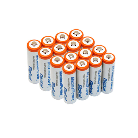 MaximalPower AA Rechargeable Ni-Mh Batteries 1600mAh