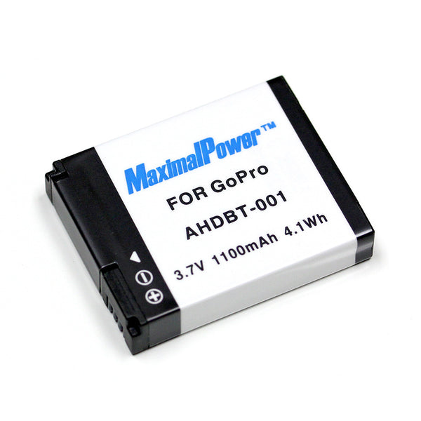 For GoPro HD Hero HD Hero2 AHDBT-001 AHDBT-002 Batteries