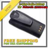 MaximalPower™ 2-Way Radio Replacement Battery CP040 MOT NTN4496(RKN)1800mAh NiMH