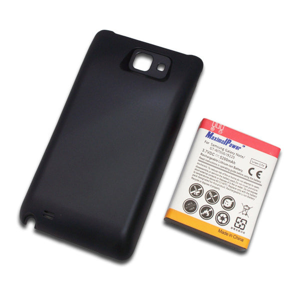 Extended Cellphone Battery for SAMSUNG Galaxy Note (i9220) (GT-N7000)