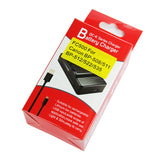 MaximalPower™ Camera Battery Charger CANON BP-522 BP522 Optura 10 20 ZR Wall + Car + USB