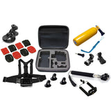 14 in 1 Accessory Combo for GoPro + Free Monopod Selfie Stick