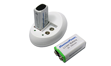 Rechargeable <br> Battery & Charger