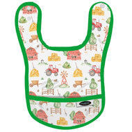 Imagine Waterproof Bib - Little Farmer
