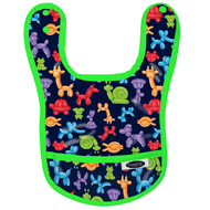 Imagine Waterproof Bib - Party Animal