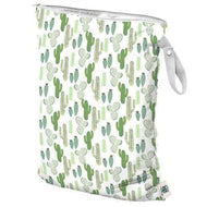 Planet Wise Large Wet Bag - Prickly Cactus