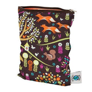 Planet Wise Small Wet Bag - Jewel Woods