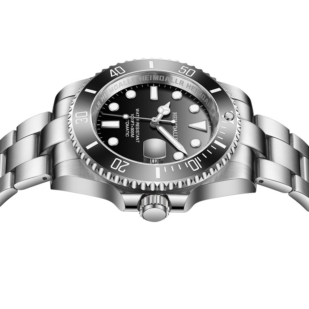 heimdallr submariner watch