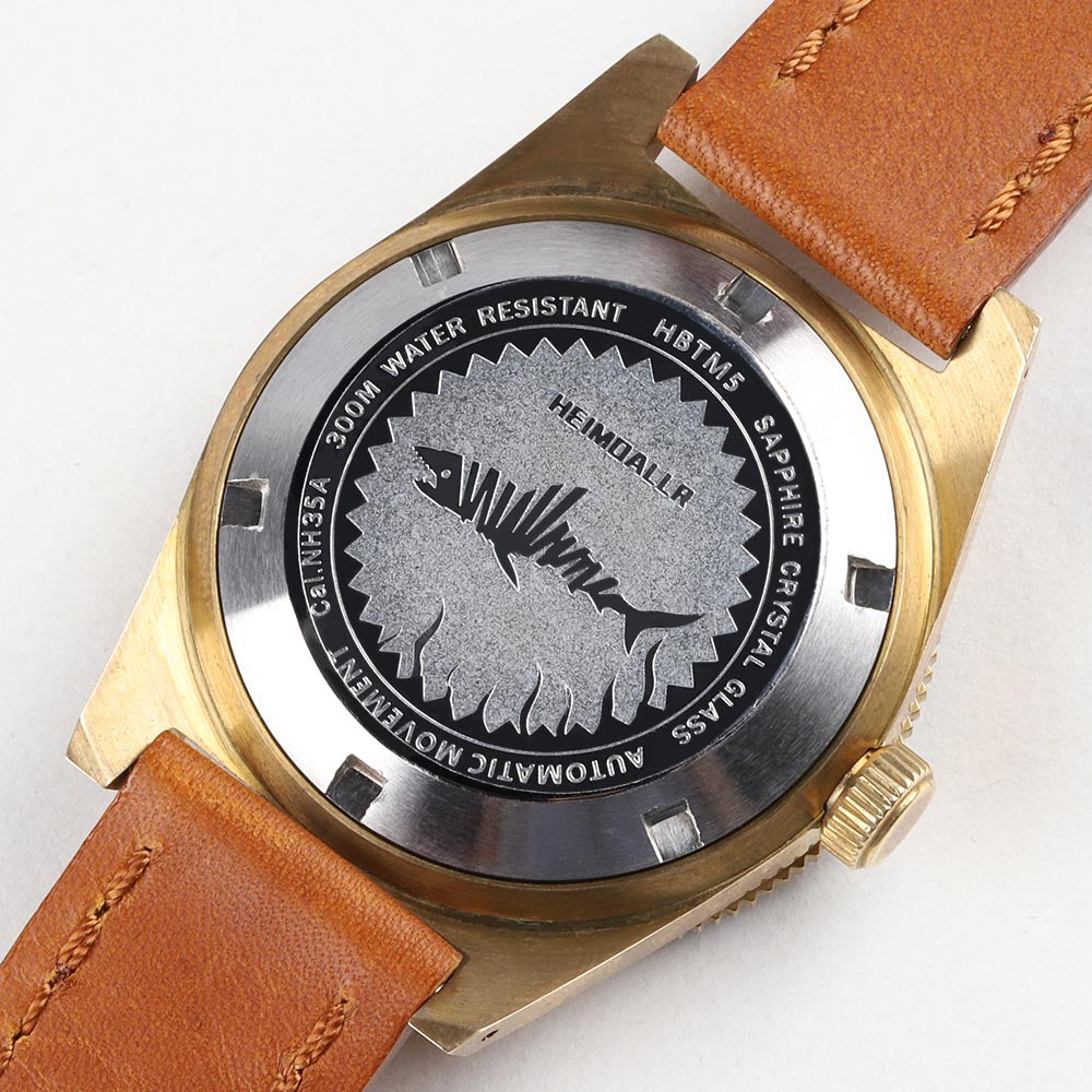 heimdallr 62mas bronze men watch