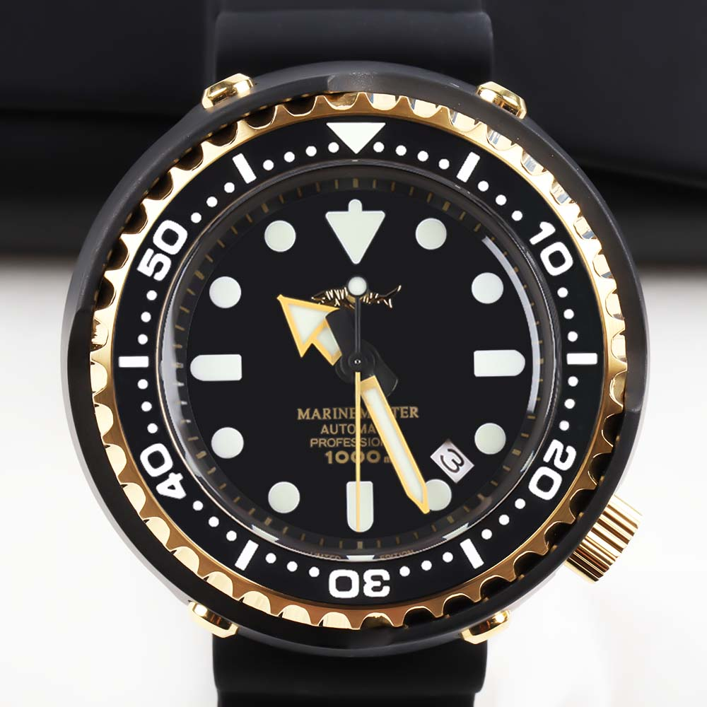 heimdallr dive watch