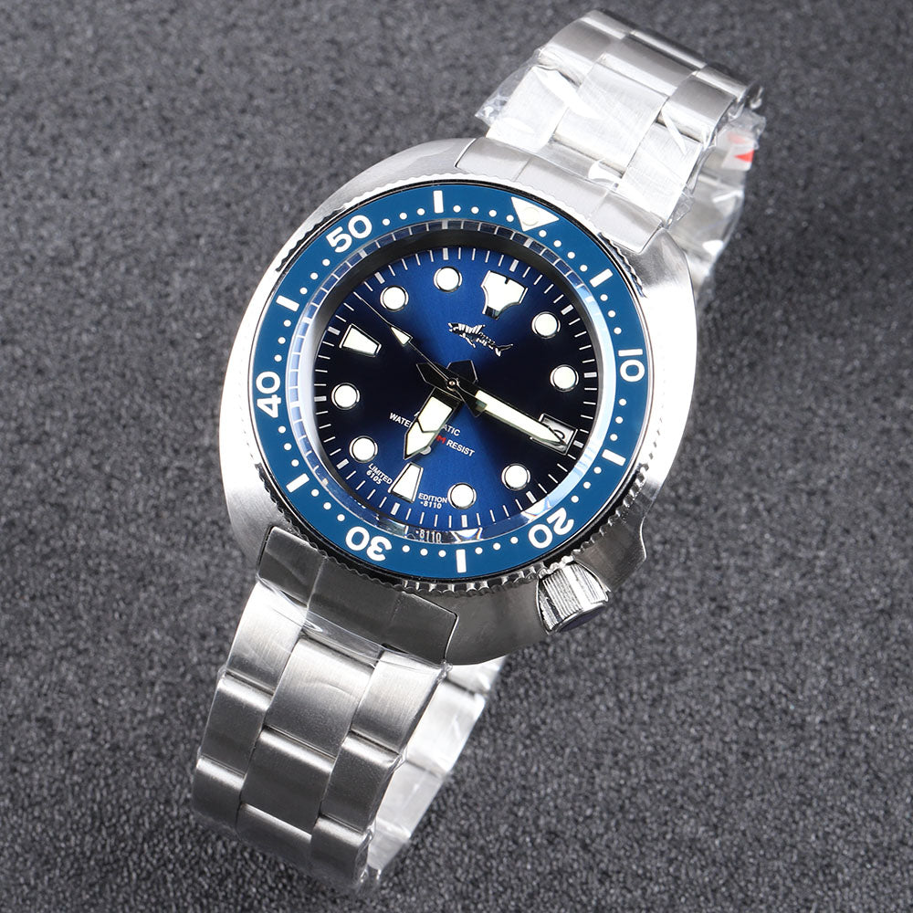 Heimdallr Sharkey 6105-8110  New Turtle Dive Watch