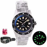 Heimdallr 62MAS Men's Diver Automatic Watch