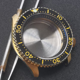 Bronze SKX007 Watch Case Fit for NH35A/NH36A Movement