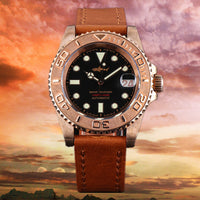 Heimdallr Submariner Bronze Mechanical Watches