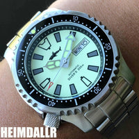Heimdallr Promaster Fugu Diver Watch Men