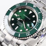 Heimdallr Shark Submariner Men's Automatic Watch