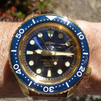 Heimdallr Bronze Marine Master MM300 Diver Watch