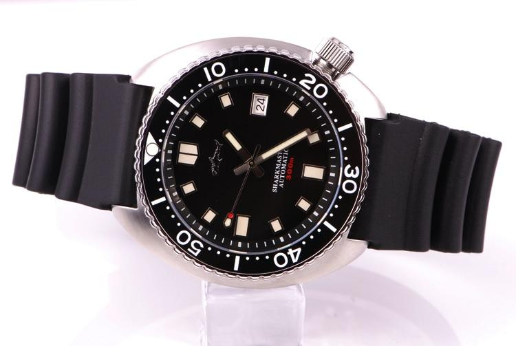 Heimdallr SHARKEY SRP777 Mini Turtle Dive Watch