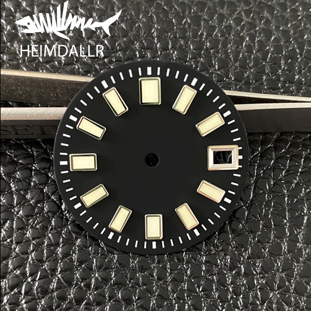 62 mas sterile dial for watch modding