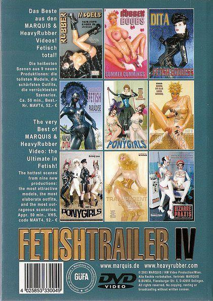 DVD Fetish Trailer IV - FunPlastic
