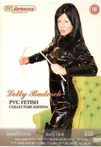 DVD Lolly Badcock PVC Fetish Collectors Edition - FunPlastic