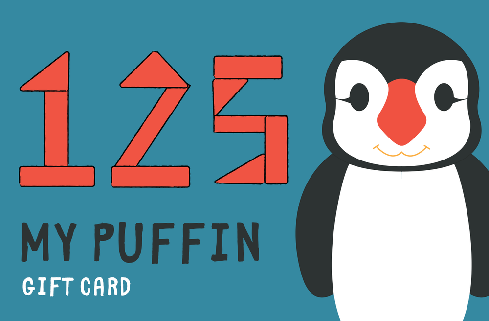 My Puffin Play Couch 125 Gift Card