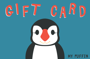 My Puffin Play Couch Gift Card