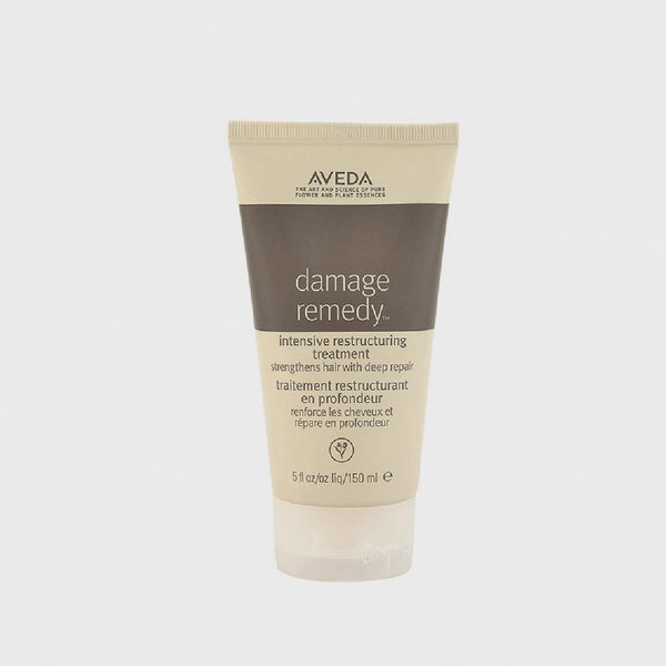 Damage remedy™ intensive restructuring treatment - Aveda Salon de coiffure Geneve