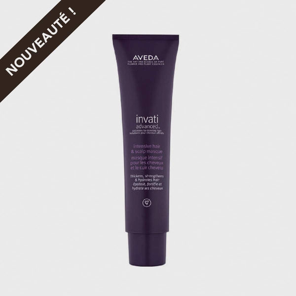 Invati Advanced™ Intensive Hair & Scalp Masque - Aveda Salon de coiffure Geneve