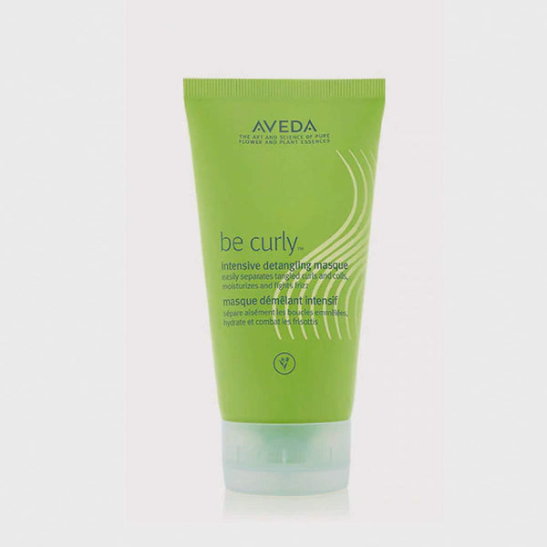 Masque démêlant intensif be curly - Aveda Salon de coiffure Geneve