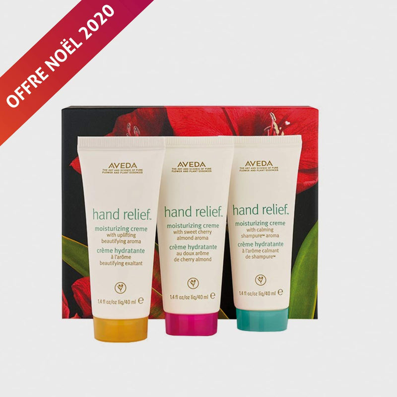 Hand Relief Travel Trio - Aveda Salon de coiffure Geneve