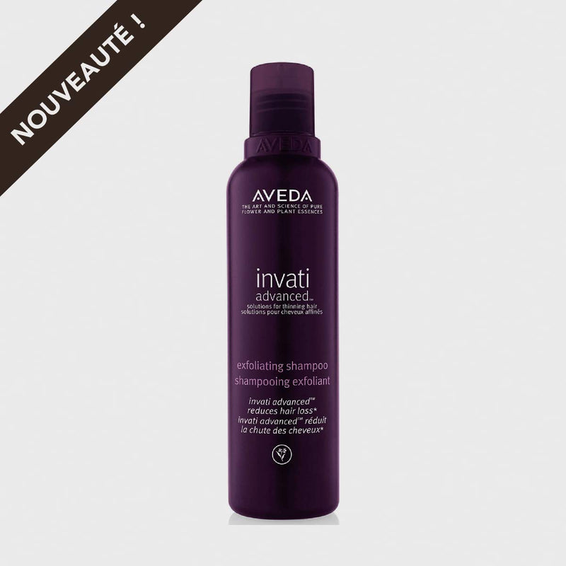 Invati Advanced™ Exfoliating Shampoo Light - Aveda Salon de coiffure Geneve