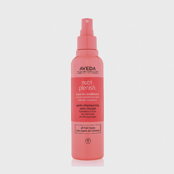 Nutriplenish Leave-In Conditioner - Aveda Salon de coiffure Geneve