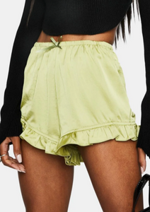 Cala french knicker shorts - SAMPLE SALE
