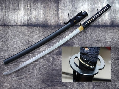 "40 1/2"" Iaito Katana with 28"" forged blade"