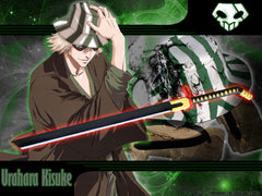 "43"" Bleach Anime Manga  Steel Sword Cosplay"