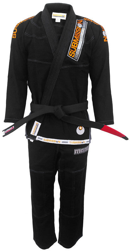 Submission 'Mania' Gi (Black)
