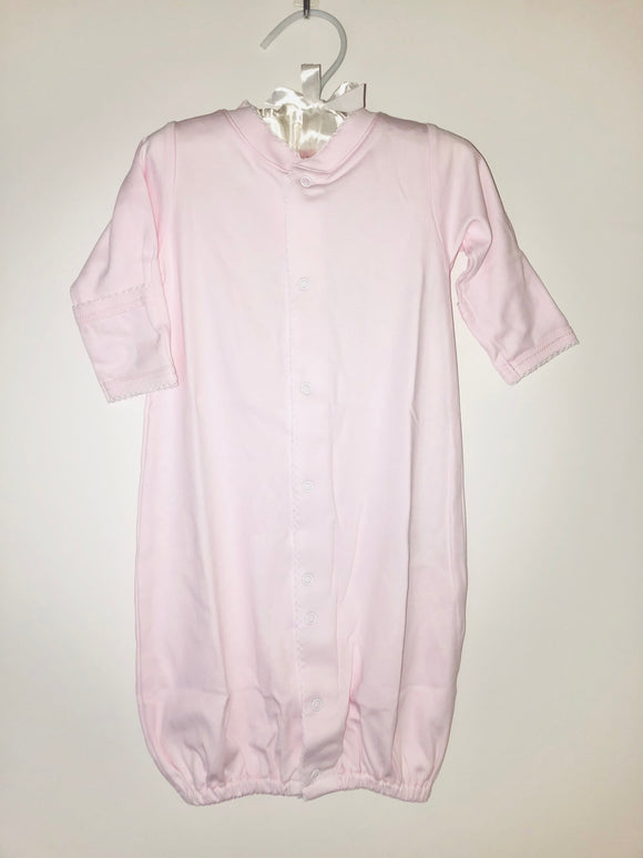 Pink infant Gown