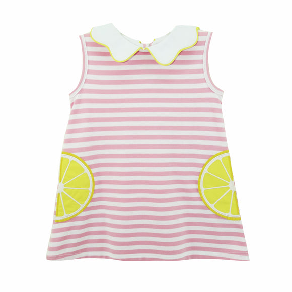 Pink stripe Lemonade