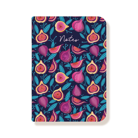 Figs and Leaves Notebook