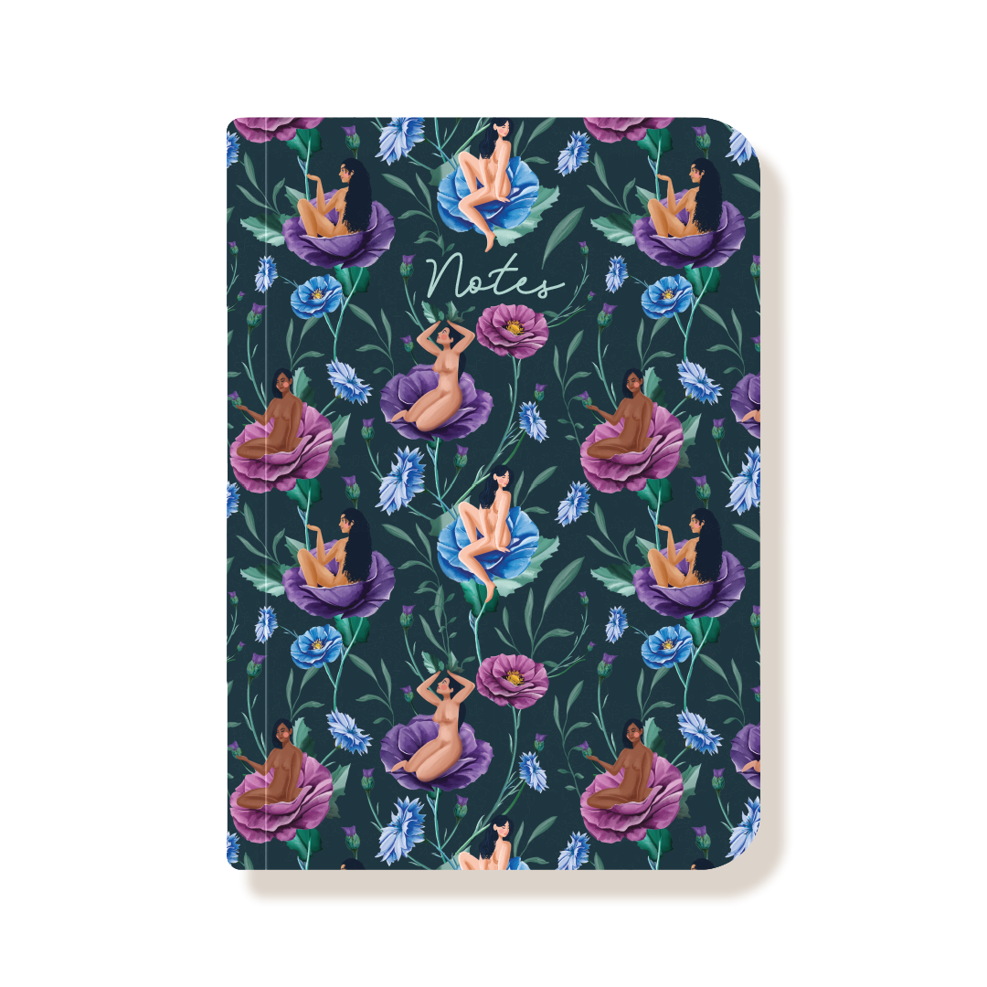 Wild Women Notebook