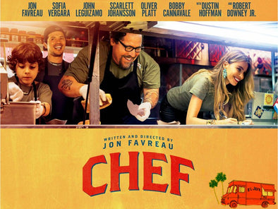 'Chef' The Movie - Incredible Soundtrack!