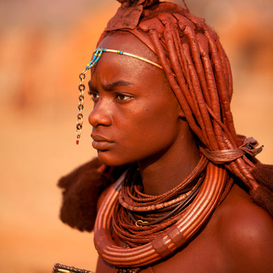 Exploring the Jewellery of the Himba Tribe of Namibia