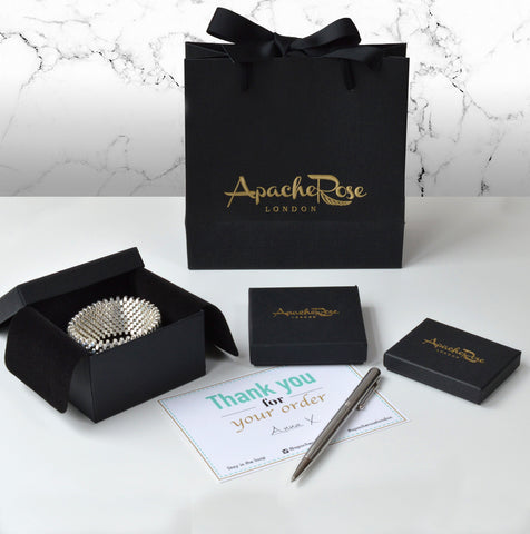 Store your jewellery pieces in separate pouches or boxes