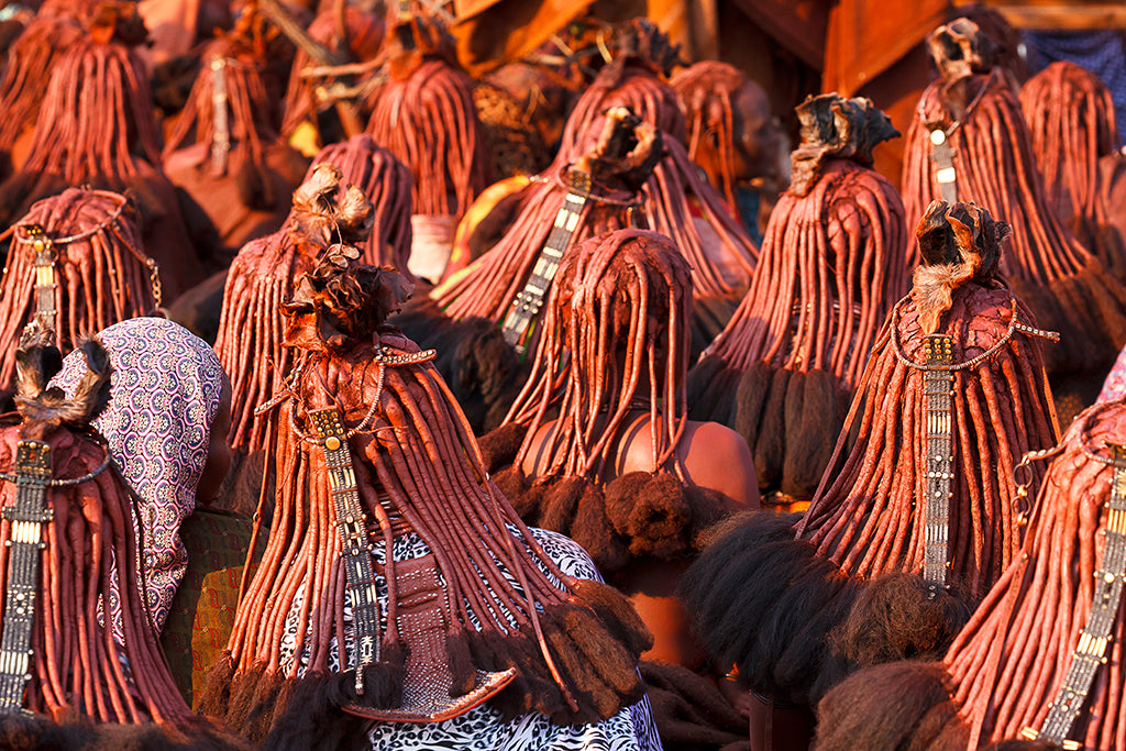 Jewellery of the Himba Tribe Namibia