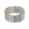 Alice Menter Isla Silver Statement Cuff