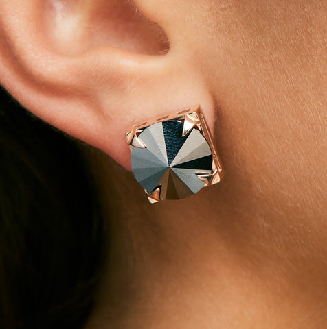 Cabinet Studios Rose Gold Earrings