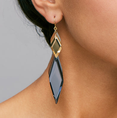 Silvia Rossi Drop Earrings
